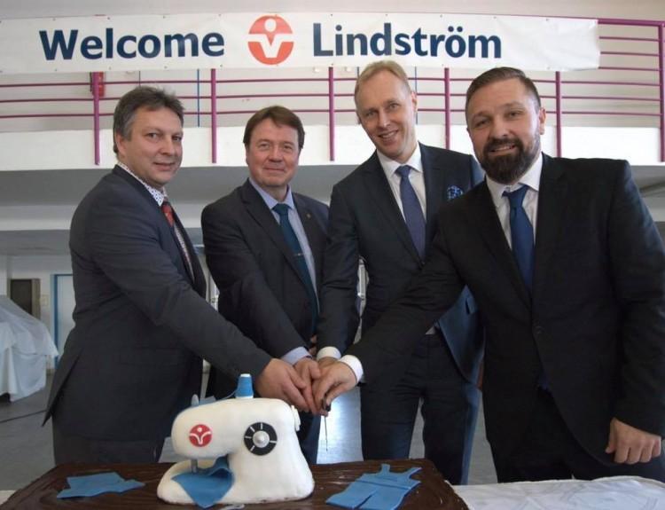 Átadták a finn beruházást Kazincbarcikán