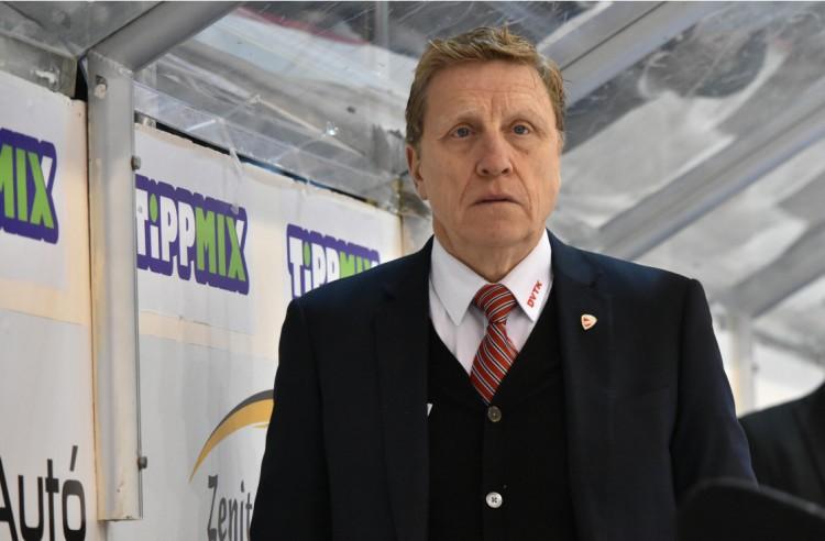 Megvan a DVTK Jegesmedvék új vezetőedzője