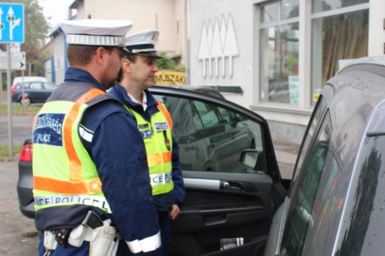 Kétszer kapcsolták le a jogsi nélküli miskolci sofőrt