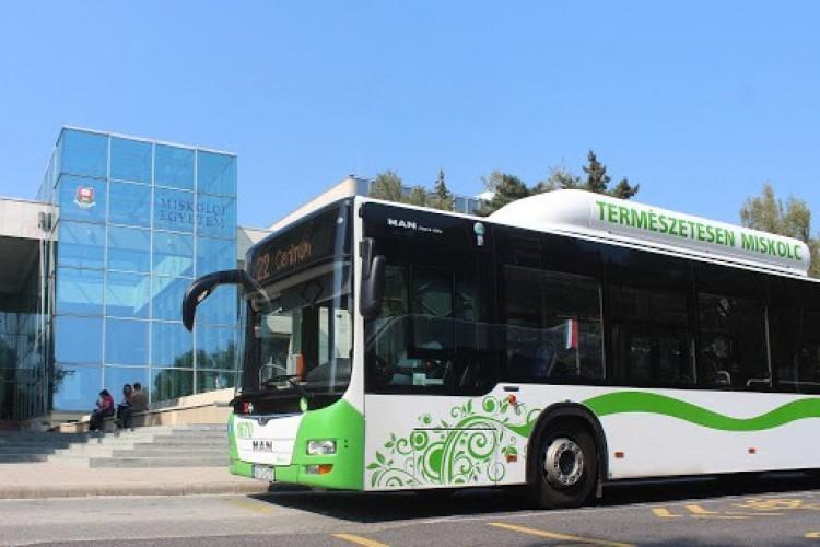 Változik az autóbusz-közlekedés Miskolcon