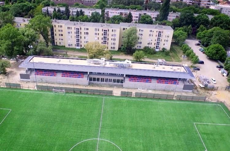 Miskolci terjeszkedés Egerben: épül a Felsővárosi Sporttelep