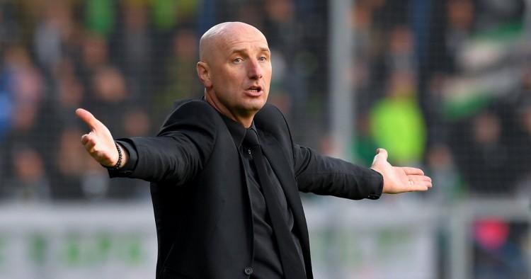 Kétmeccses eltiltást kapott a Mezőkövesd vezetőedzője