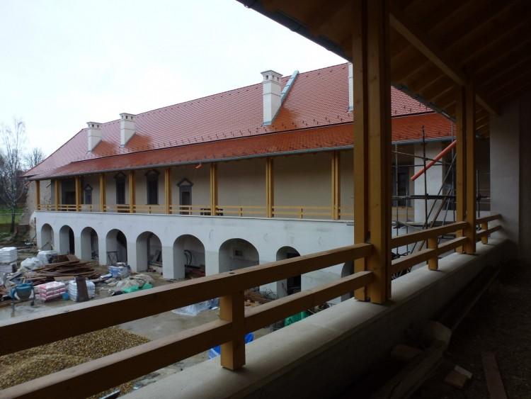 Lesz pénz befejezni a Rákóczi-kastély felújítását