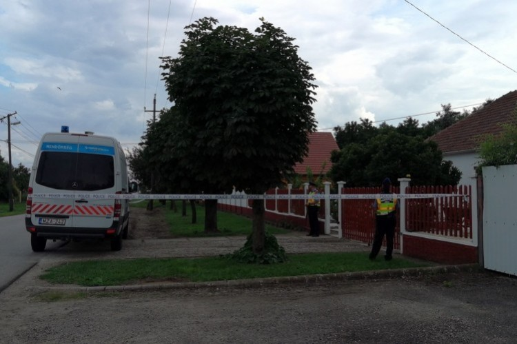 Anyagyilkosság a Békés megyei Csorváson