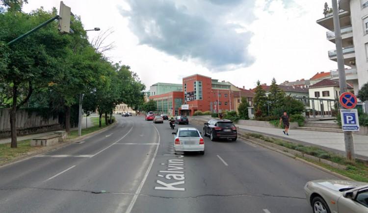 Gallyazás miatt szakaszosan lezárnak egy utcát Miskolcon