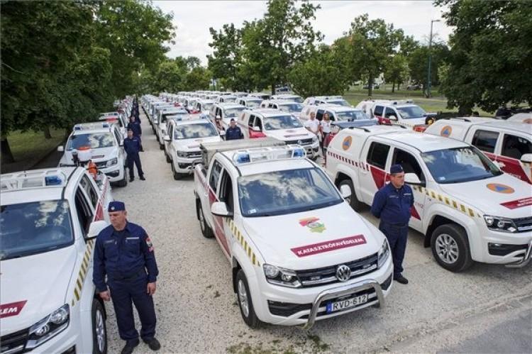 Új tűzoltóautó szirénázik majd Debrecen utcáin