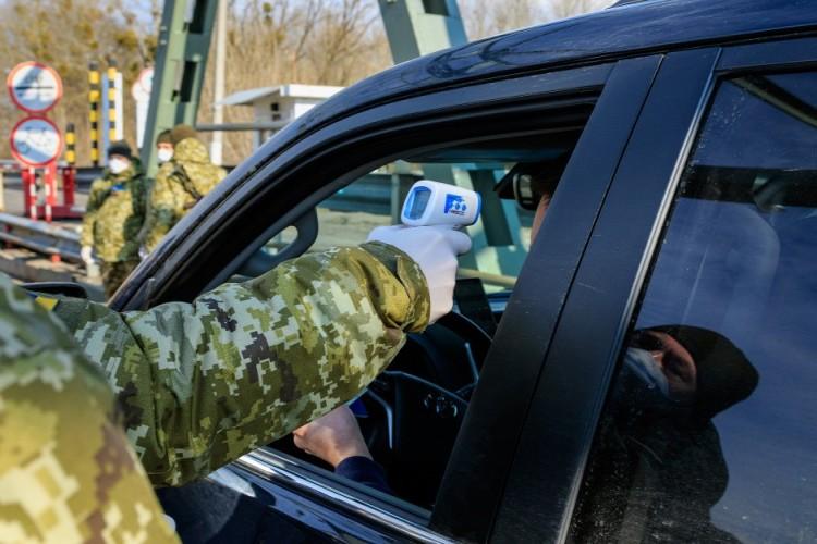 Ukrajnában emelkedik a fertőzöttek száma
