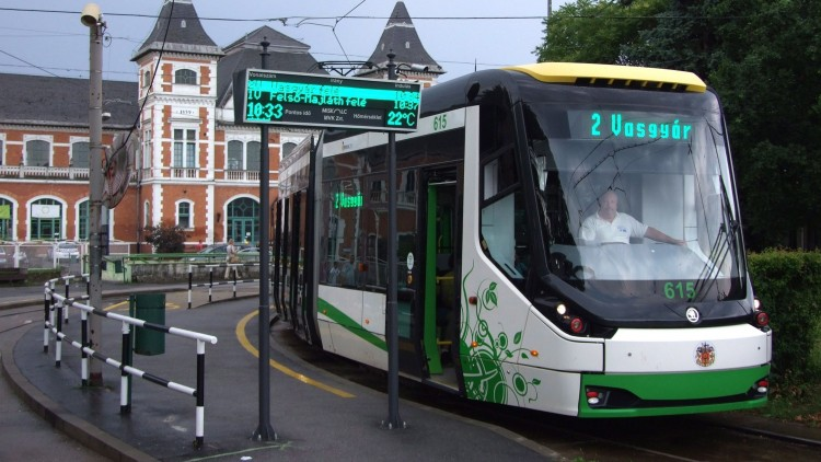 Egy napig ingyenes lesz a tömegközlekedés Miskolcon