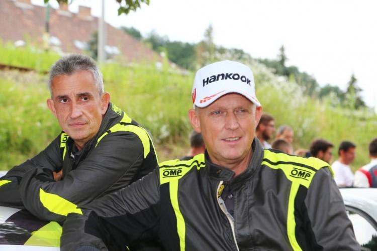 A tragédia árnyékában Egerben folytatódik a ralibajnokság