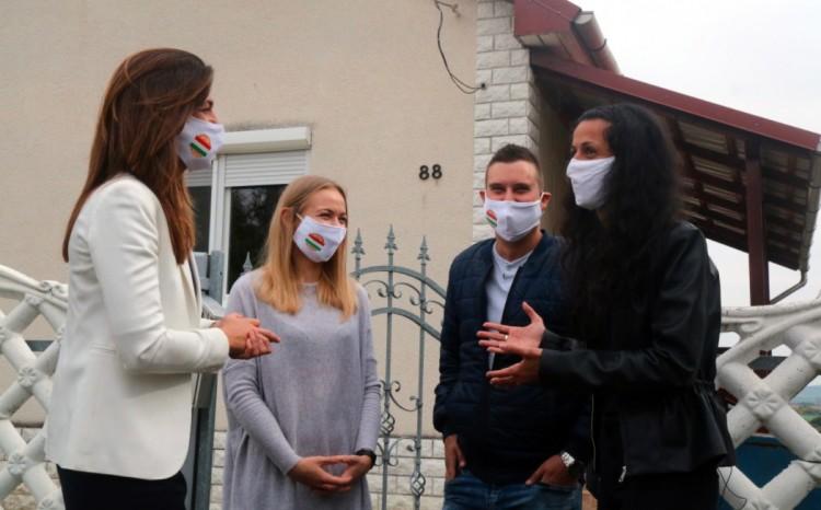 Koncz Zsófia: Szerencs az otthonom, csak nem így akartam hazatérni