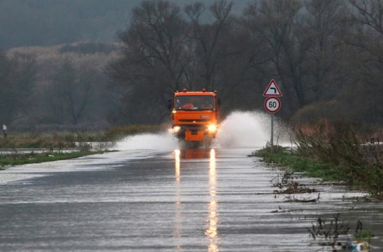 Borsodban még van település, ahol intenzíven árad a folyó
