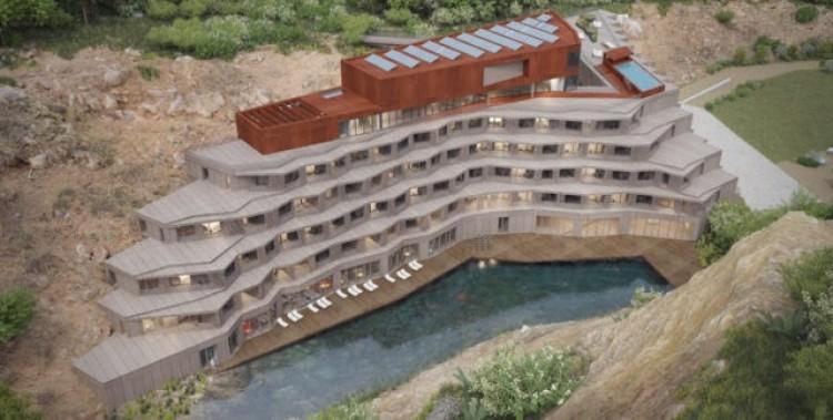 Ötcsillagos szálloda épül Tokajban