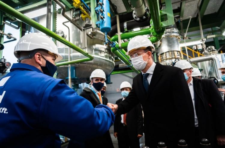 Nagy lökést adhat Sajóbábonynak a 4,4 milliárdos támogatás