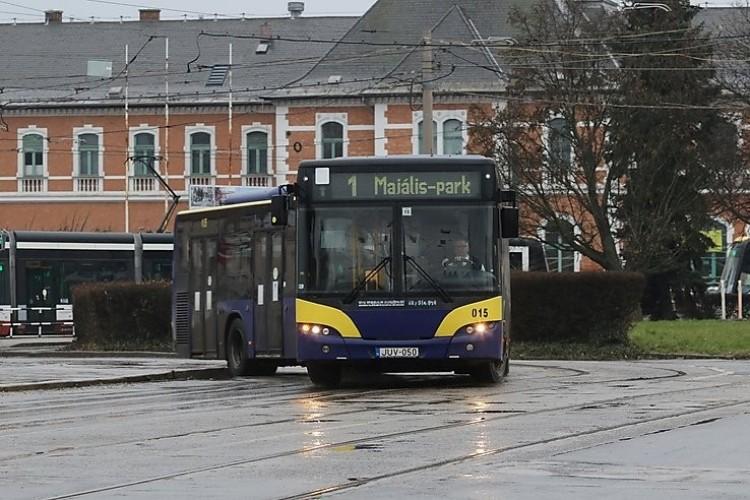 Miskolc: változik a buszmenetrend