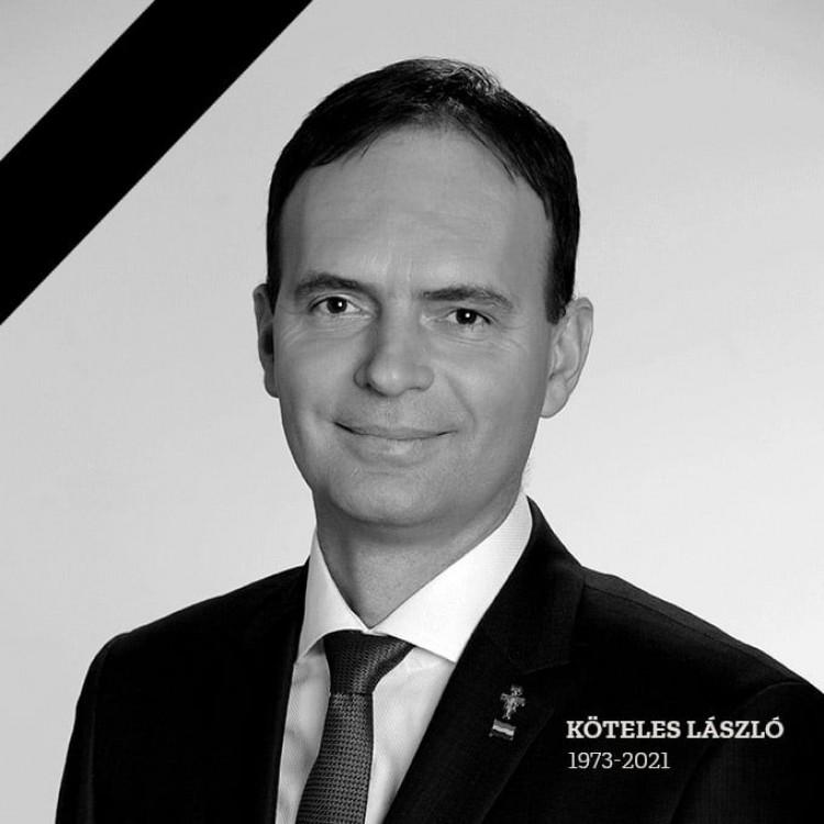 Meghalt Köteles László, Komlóska egykori polgármestere