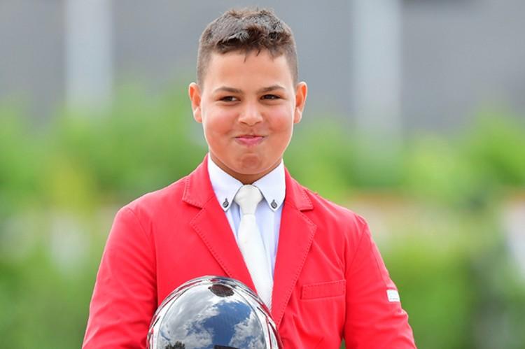 Brillírozott a 12 éves sajószentpéteri sportoló