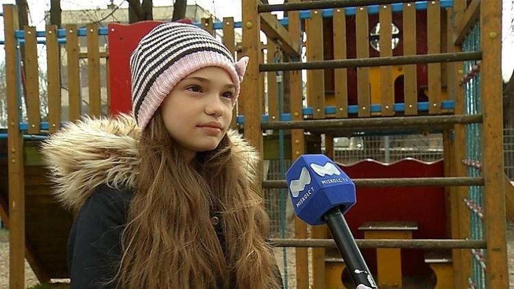 11 éves kislány Miskolcról írt verset