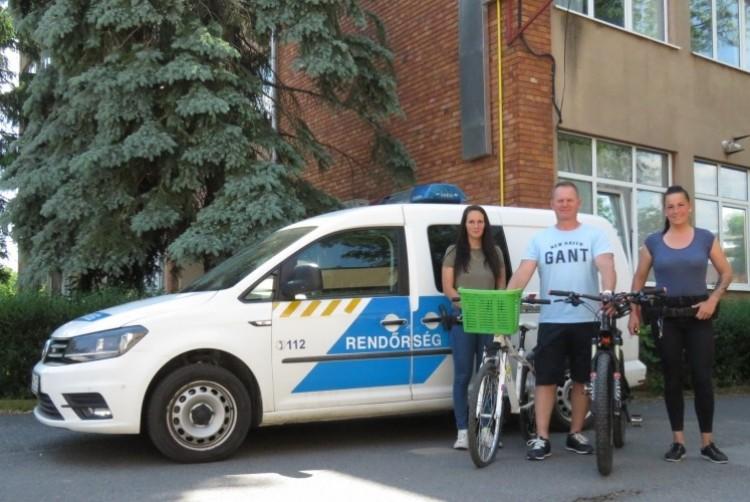 700 ezret érő bicikliket kótyavetyéltek el Borsodban