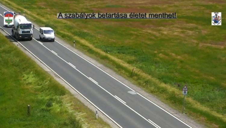 Drónt is bevetettek a rendőrök Borsodban