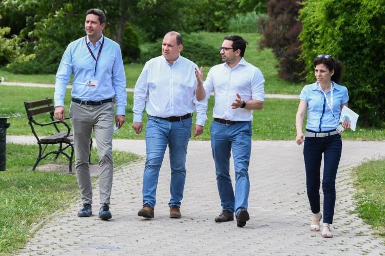 Milliókkal támogatja Tiszaújváros jövőjét a MOL