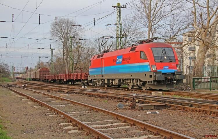 700 millió forintból fejleszti miskolci leányvállalatát a Rail Cargo Hungaria