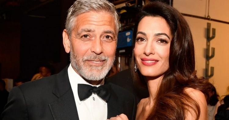 Ismét ikrei lesznek a Clooney házaspárnak