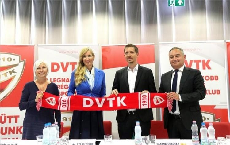 Évente 300 millió forinttal támogatja a kormány a DVTK-t