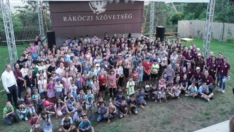 Négyszáz felvidékit látnak vendégül a Rákóczi-táborban