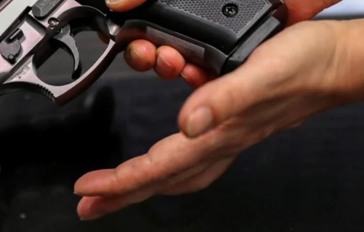 Nem sérült meg a férfi, akire rálőttek Ózdon