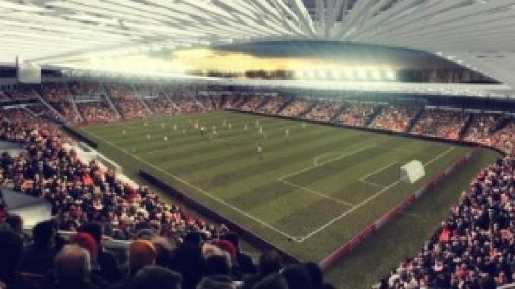 Új arc debreceni stadiont építtető cég élén!