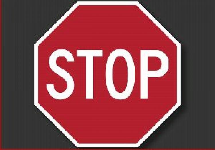 Stop a tolvajoknak