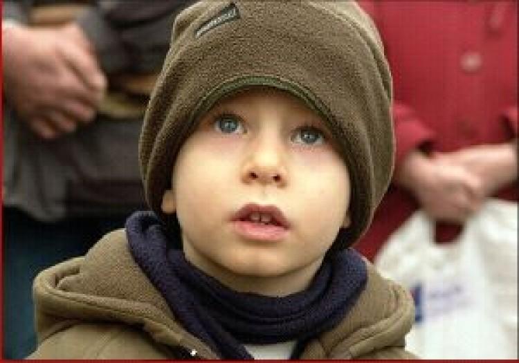 Nyolc évesen bandita