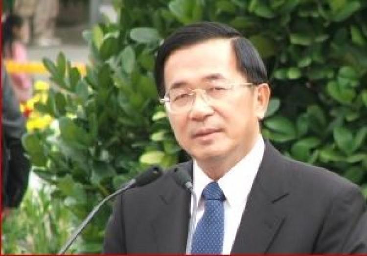 Börtönben a volt tajvani elnök