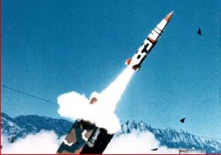 Iráni űrrakéta