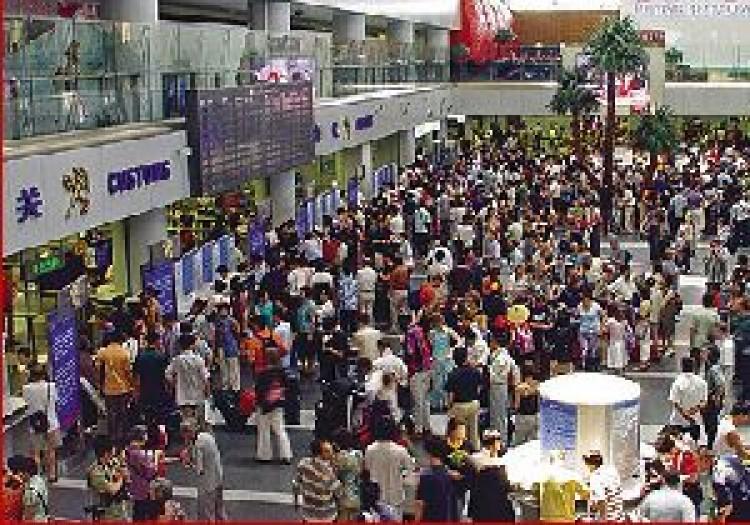 Bangkoki rettegés