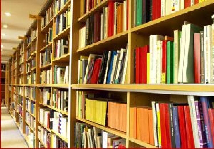 Művészet a könyvek között