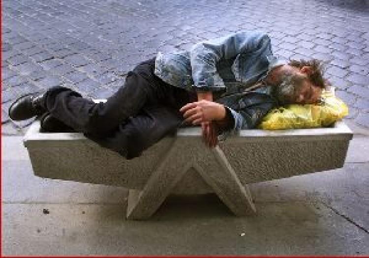 Cívis hajléktalanság