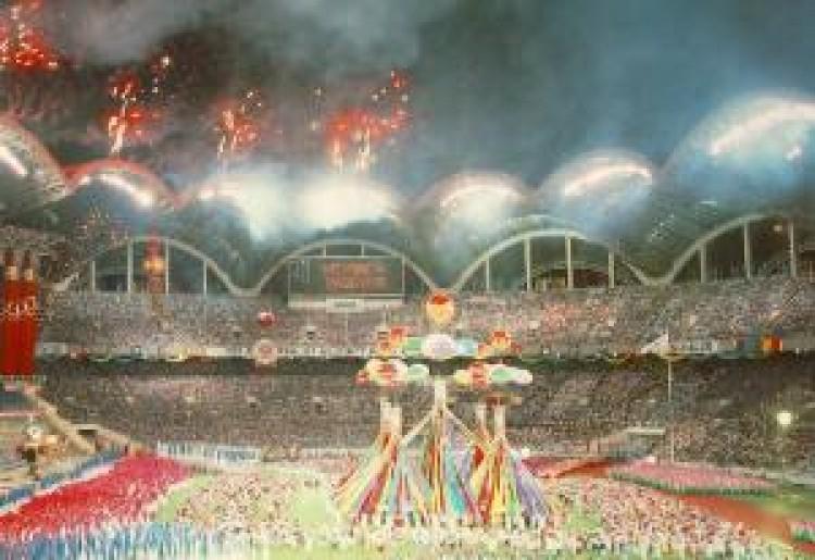 A világ legnagyobb stadionja