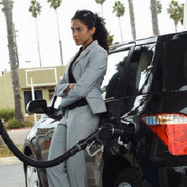 Enyhén csökkent a benzinár