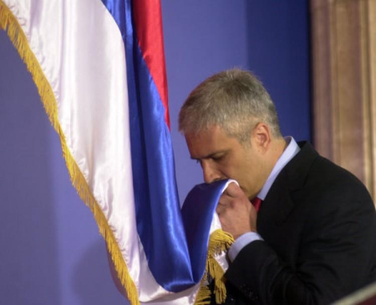 Szerbia, bombák után