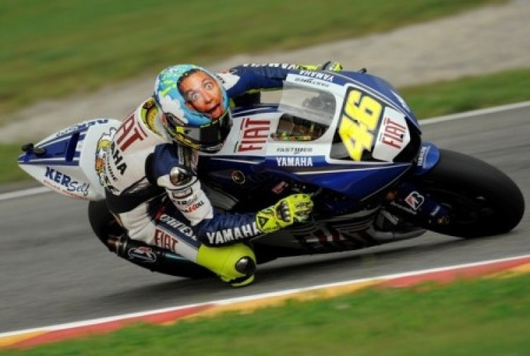 Rossi: A Yamaha dominál!