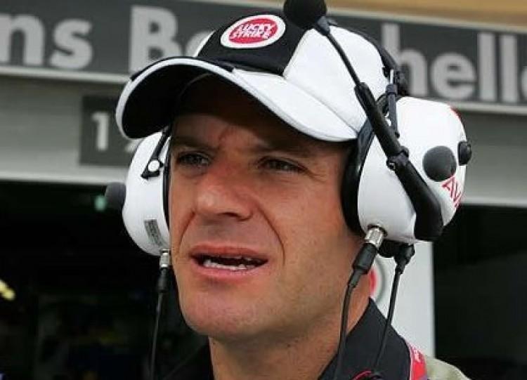 Barrichello a Williamsnél