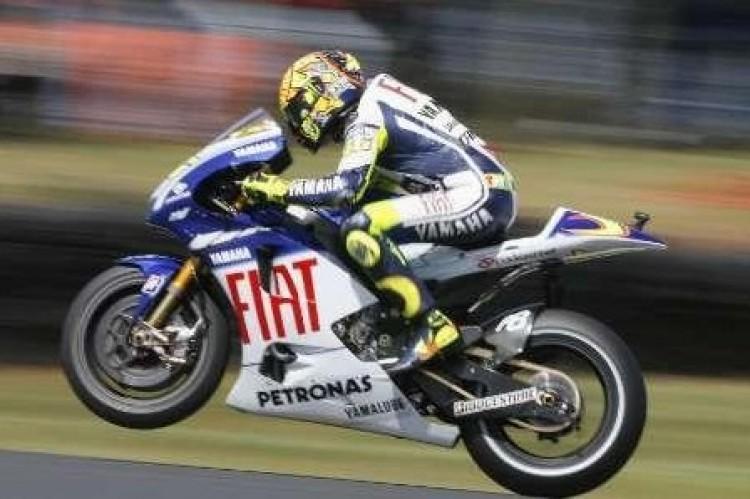 Rossitól már nem lehet elvenni a vb-címet