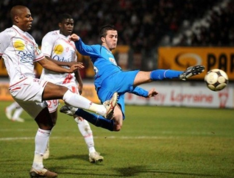 Liverpool–Lyon az Anfielden