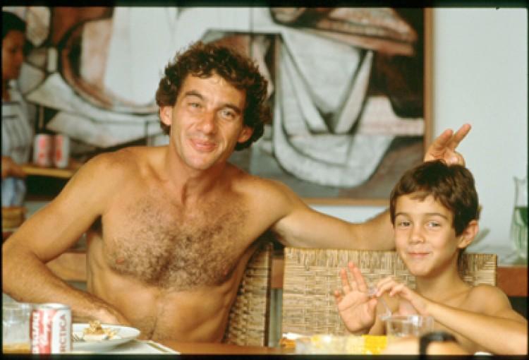 Ismét lesz Senna a Forma-1-ben!