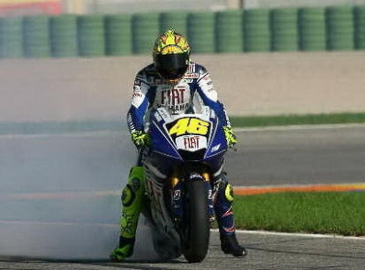 Rossi a második, Talma a tizenhatodik