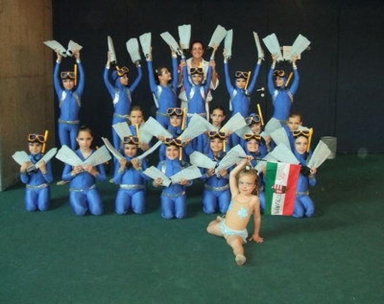 Világbajnoki tánc