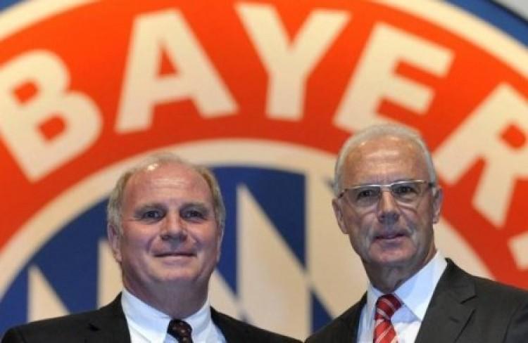 Uli Hoeness az új Bayern-főnök