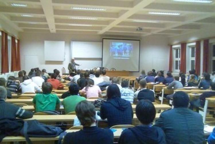 Tantárgy a futsal a Debreceni Egyetemen