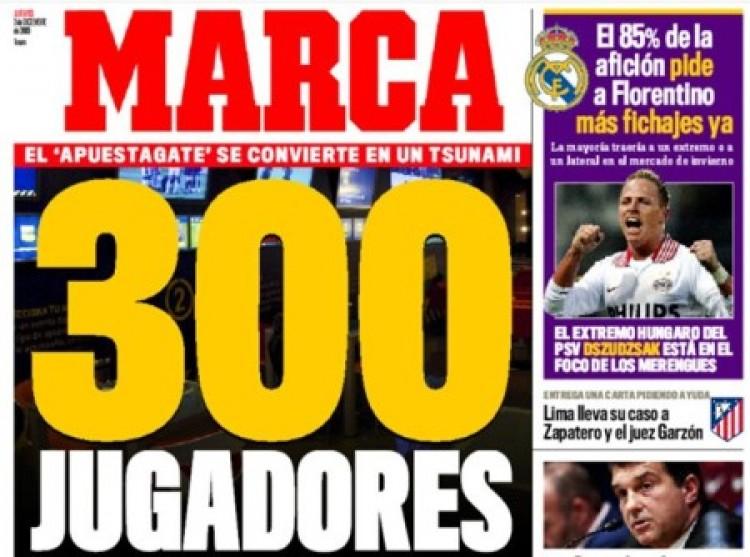 Dzsudzsákot a Real Madrid figyeli!
